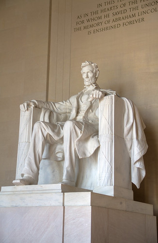 President Lincoln Seated by chris favero, on Flickr