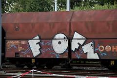 graffiti (wojofoto) Tags: fofz traingraffiti trein cargotrein cargotrain train amsterdam graffiti wojofoto nederland netherland holland wolfgangjosten