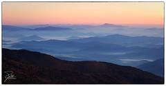Appalachian Mountains (Frank Kehren) Tags: mountain sunrise canon unitedstates northcarolina f11 70200 appalachianmountains pisgahnationalforest canonef70200mmf28lis ef70200mmf28lisusm mountmitchellstatepark canoneos5dmarkii eskota mtmitchellsummittrail