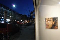 Espacio_BethnalGreen (piers mason) Tags: sculpture streetart pasteup art painting print screenprint paint artist contemporaryart wheatpaste paste urbanart facetoface wooster artfag picturesofwalls lithoprint espaciogallery