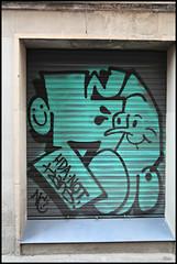 Barcelona shutters 2012 (STEAM156) Tags: barcelona streetart graffiti spain travels photos shutters vandalism vandelism steam156 wwwaerosolplanetcom