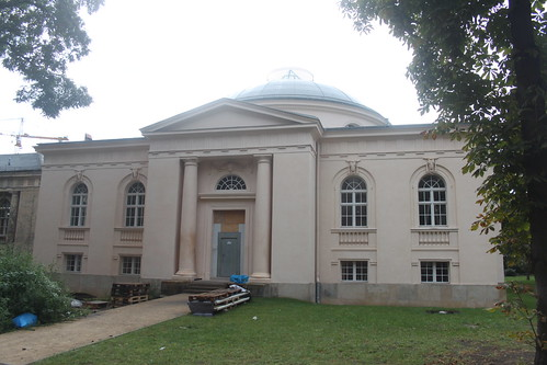 Anatomisches Theater der Tierarzneischule (The Veterinary School's  Anatomical Theatre)