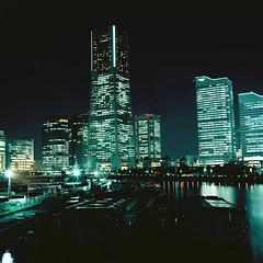 Night of Yokohama Landmark Tower (suke36) Tags: texer kanagawa yokohama