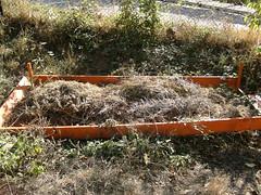 DIY compost bin (PumpkinsGarden.com) Tags: garden diy compostbin raisedbed