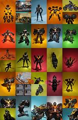 Ashiko Weeks Finale! (skipthefrogman) Tags: modern real fun toy robot action joe american armor cycle hero figure import gi ashiko mech excluisive