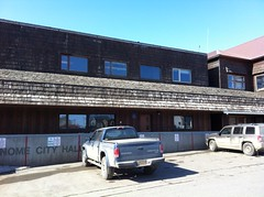 Nome City Hall & XYZ (Before)