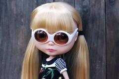 Little Miss Sunnies (prettyinthekitchen) Tags: sm future blythe custom matin atelier ebl happibug