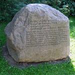 Gützkow-Wieck - Gedenkstein von Lepel thumbnail