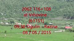 2015_05_999 (HK 075) Tags: hz croatia hrvatska railway diesel hk 075 2062 2044