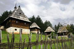 Sirogojno ethno village, Serbia (Andrey Sulitskiy) Tags: serbia sirogojno