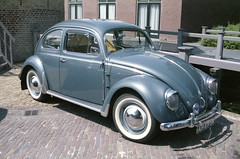 KCN Noord-Holland, 2016 (Ronald_H) Tags: kcn noordholland 2016 vw volkswagen air cooled classic car very expired film ah6954 beetle bug