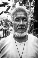 Uncle Mustache (TOYTOMORN) Tags: nikon tamron wide 30mm life asia thai thailand d610 photography one person humanface travelportrait personality face bokeh black white blackandwhite bw people human old flash flashstreetphotography eyes photo portrait portraiture eyecontact monochrome man nikond610 dslr amateur