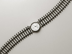 Time travel [explored] (isabelle.puaut) Tags: chema madoz time watch
