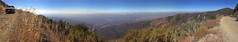 High above the smog and crowds (Chief Bwana) Tags: ca california 4x4 ohv offroad trail suv 4runner overlook psa104 chiefbwana maindivideroad panorama ortegahighway offroading indiantrucktrail explored 1000views 500views 2000views 3000views 4000views santaanamountains 5000views 6000views