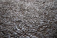 High-heel-killer for Killer Heels (RaiLui) Tags: weimar thringen deutschland de muster pattern textur texture pflaster basalt abstract