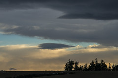 Stormy morning (Ian@NZFlickr) Tags: hff winter landscape otago nz