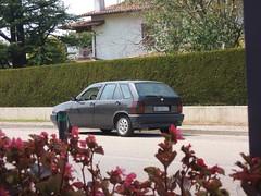 Fiat Tipo, Integrale rims (regular carspotting) Tags: fiat tipo delta integrale rmis wheels