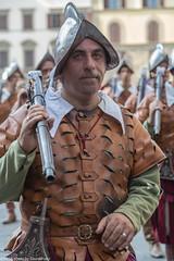Corteo Storico Firenze 2016 (Pucci Sauro) Tags: toscana firenze corteostorico piazzadellasignoria