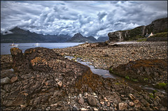 Elgol / Isel of Skye / Scotland (guenterleitenbauer) Tags: 2016 5d april austria canon guenter gnter juli landscape leitenbauer urlaub wels bild bilder britain brittanien burg castle city flickr foto fotos great image images july key landschaft photo photos picture pictures ruine schottland scotland stadt town wasser water wwwleitenbauernet sterreich elgol beach stran meer sea stone stones stein steine