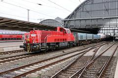 DB Cargo 265 003-4 Güterzug, Bremen (michaelgoll777) Tags: br265 gravita db
