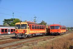 MAV 117 318 Eger (eddespan (Edwin)) Tags: mav hongarije hungary ungarn trein spoorwegen train zug