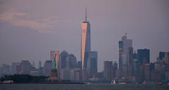IMG_9762s (michael.soukup) Tags: newyorkcity newyork manhattan skyline sunset cityscape worldtradecenter worldfinancialcenter statueofliberty purple dusk newjersey harbor empirestate nyc