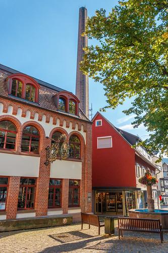 Brasserie Alpirsbacher Klosterbräu à Alpirsbach