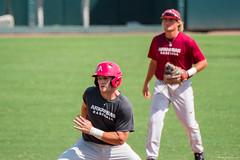 Fall Ball - Sept 16-16 (Rhett Jefferson) Tags: arkansasrazorbackbaseball grantkoch hunterwilson