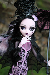 IMG_9812 (Cleo6666) Tags: draculaura collector draculaurasweet1600collectordoll monster high monsterhigh mattel deluxe deluxeedition