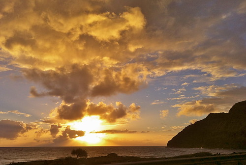Makapu'u Sunrise.