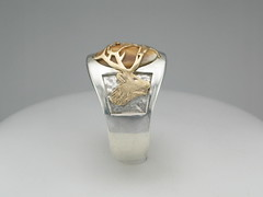 Elks tooth ring
