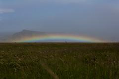 Flat rainbow
