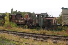 SDP Hatlapa & loc 7 @ Baasrode Noord (Sicco Dierdorp) Tags: sdp dendermonde nmbs stoomlocomotief l52 locomotor sncb baasrode hatlapa puurs locotracteur stoomloc hainesaintpierre hainestpierre industrieloc