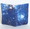 Blue stars handmade card holder (sharlenejm) Tags: blue stars wallet space australia brisbane cardholder madeit recyclecraft brisstyle recycleshirt sharlzndollz sharlenejonesmartin recyclesewing