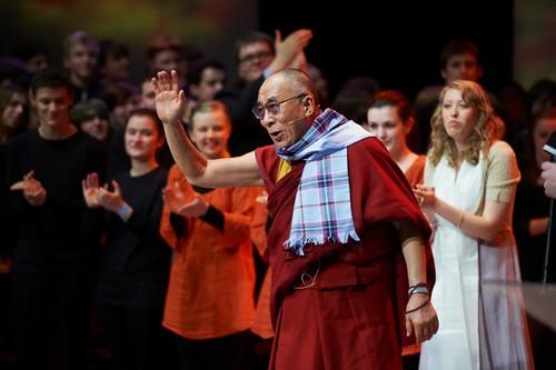 Dalai Lama Inverness 1