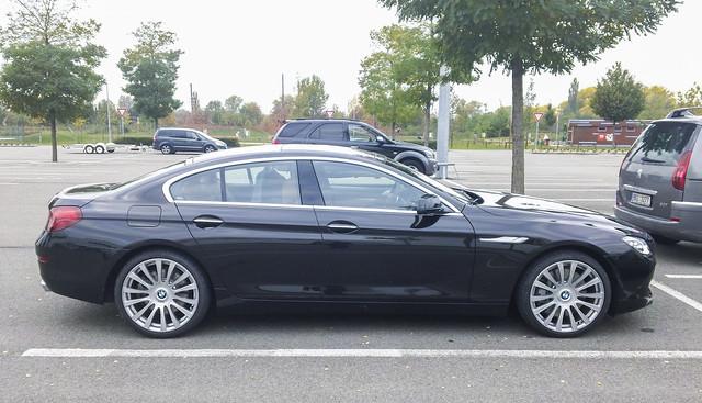 drive x bmw 650 gran coupe f13 650i