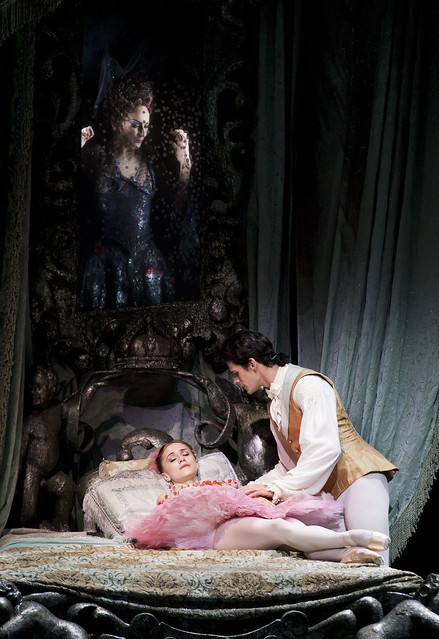 "Thiago Soares as Prince Florimund and Marianela Nuñez as Princess Aurora in Marius Petipa's The Sleeping Beauty. The Royal Ballet 2011. <a href=""http://www.roh.org.uk"" rel=""nofollow"">www.roh.org.uk</a>"