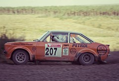 Ford Escort Mk2, Trackrod Rally 2012 (Chris McLoughlin) Tags: fordescortmk2 chrismcloughlin sonya580 snapseed trackrodrally2012