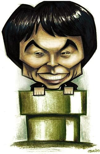 Shigeru Miyamoto, obra de coffe-junkie