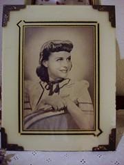 Paulette Goddard (inmyjammiesintx) Tags: vintage movie star paulettegoddard