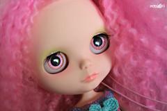Kayleigh's handpainted pinks :)