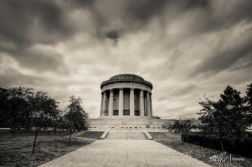 George Rogers Clark Memorial - Antique