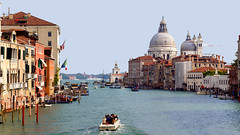 Canal grande / Grand Canal
