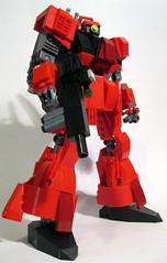 RMS-099 Rick Dias (graybandit2000) Tags: lego gundam mecha mobilesuit legomecha legogundam legomobilesuit