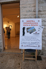 "Mostra Fotografica 2012 ""Fiuta il rifiuto"" • <a style=""font-size:0.8em;"" href=""http://www.flickr.com/photos/68353010@N08/8131341527/"" target=""_blank"">View on Flickr</a>"