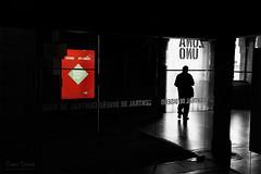 """Estampa"", feria de arte mltiple (El Matadero, Madrid) (Dominic Dhncke) Tags: canon social dominic markii matadero 24105l feriaestampa 5d2 daehncke dhncke"