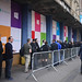 Windows 8 Launch - Pier 57 line