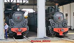2 steam locomotives (maulana_BB204) Tags: me2youphotographylevel1
