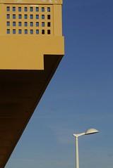Angles et lumire (Michel Seguret (Thanks for + 5.200.000 views)) Tags: city france color building lines architecture nikon colorful ciudad symmetry stadt pro d200 btiment ville lignes citta smrgsbord hrault symetrie dragongoldaward michelseguret