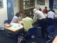 Simulation exercise at HESS Chemicals_ University of Surrey 2011 (14)